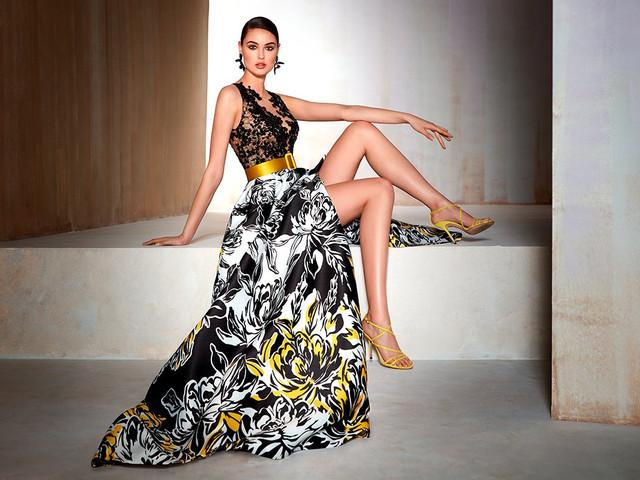 Conoce Legacy, la increíble colección de vestidos de fiesta 2021 de Manu García