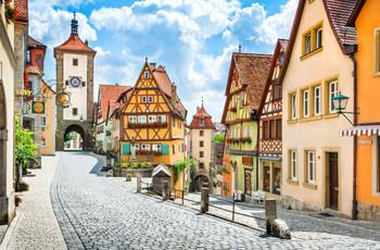 Luna de miel en Alemania: ¡descubrid su ruta romántica!