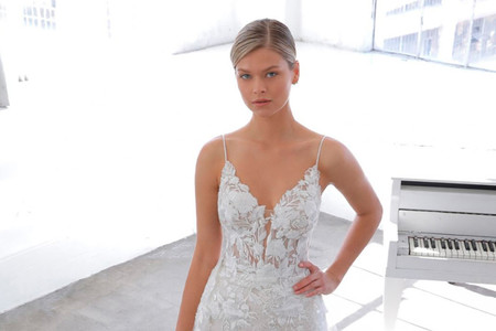 Vestidos de novia Enzoani 2021: ¡un flechazo total!