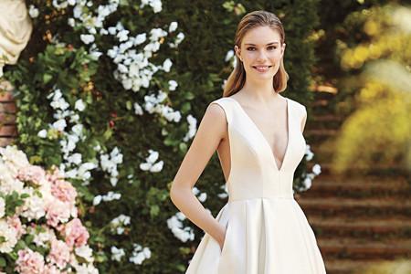 Vestidos de novia Sincerity Bridal 2020: románticos y tradicionales