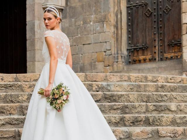 Vestidos de novia Cristina Tamborero 2021: ¿lista para soñar?