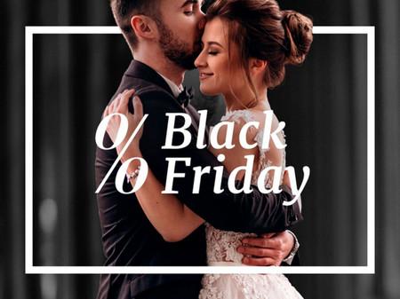 ¡Llega una nueva edición del Black Friday de Bodas.net!