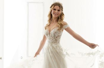 Vestidos de novia Morilee 2021: elegantes, sensuales y... ¡únicos!