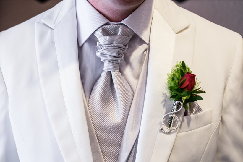 Los accesorios para el novio 🤵 3