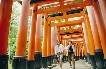 Japón, una luna de miel de contrastes