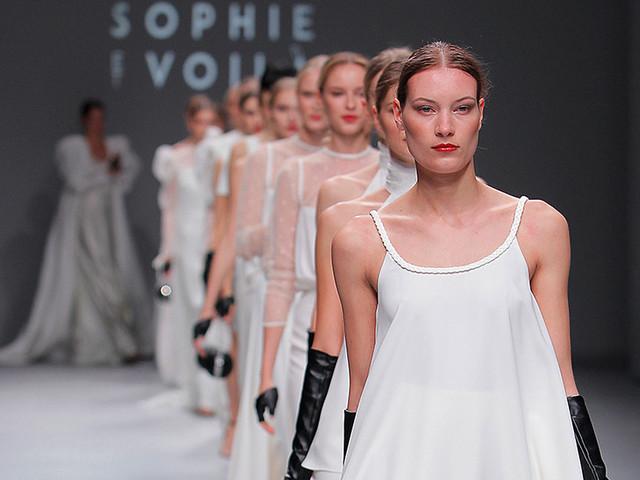 Vestidos de novia Sophie et Voilà 2020: sencillos y espectaculares