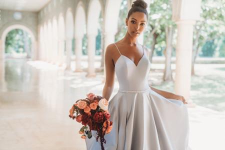 Vestidos de novia Allure Bridals: frescura y personalidad