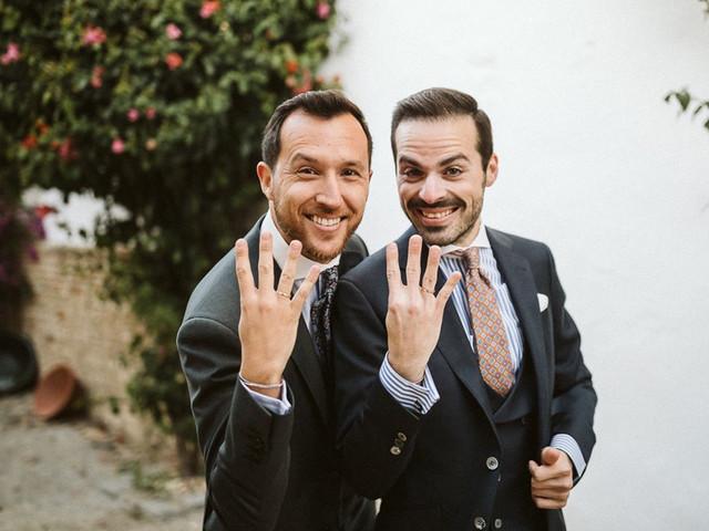 Todo lo que debéis saber para organizar vuestra boda