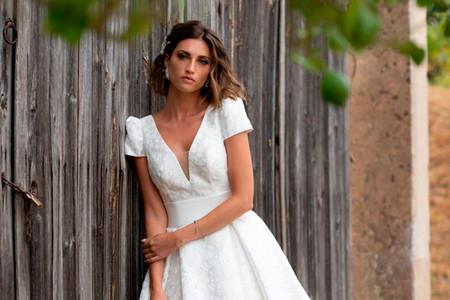 Increíbles vestidos de novia de A Bela Noiva 2021. ¿Lista para caer rendida a sus encantos?