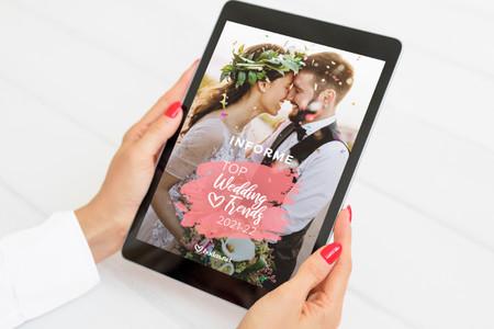 Guía de tendencias de bodas 2021-2022... ¡con eBook incluido!