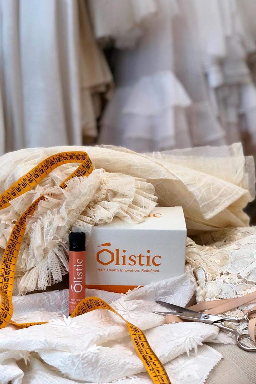 Olistic, tratamiento anticaída del cabello para llegar perfecta el día de la boda