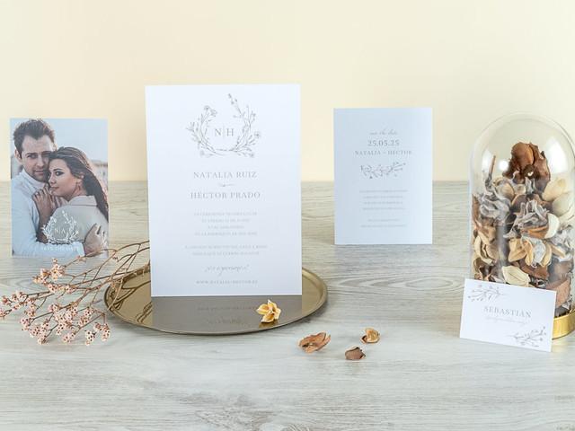 8 tendencias en invitaciones de boda 2021