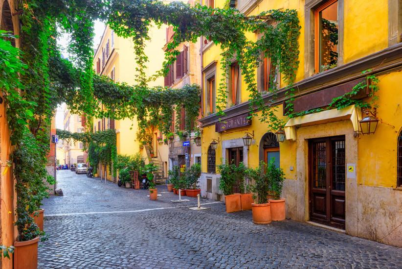 Trastevere de Roma