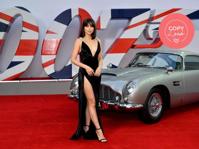 Luce los mejores looks vistos en la alfombra roja del estreno de James Bond