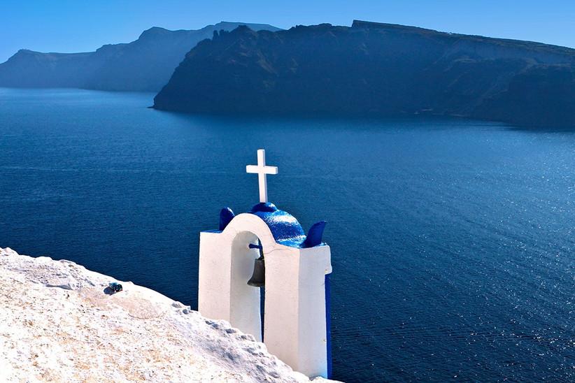 Viaje a Grecia, un destino perfecto antes o después de la boda