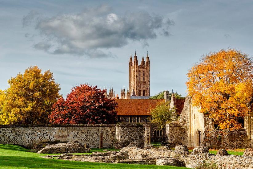 Canterbury, en el sur de Inglaterra