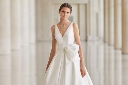 Vestidos de novia Aire Barcelona: avance de sus colecciones 2021