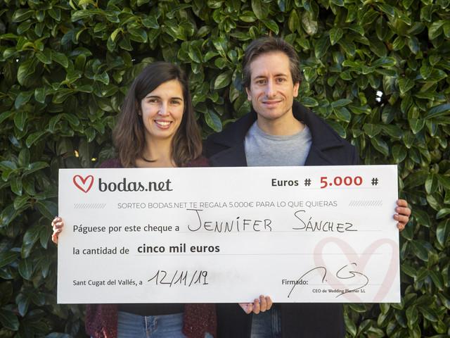 ¿Seréis los próximos en ganar los 5000 euros de nuestro sorteo?