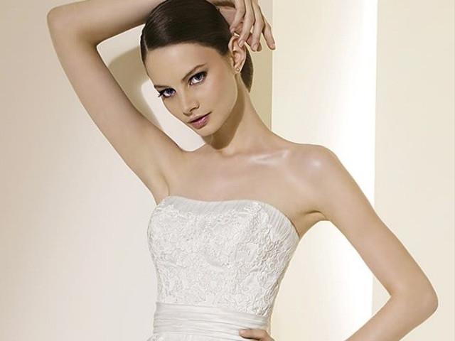 Vestidos de novia Atelier Diagonal 2011