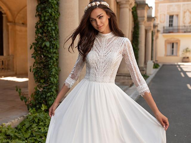 80 vestidos de novia 'vintage'. ¿Cuál es el tuyo?