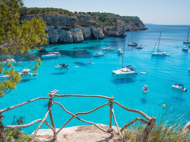 Luna de miel en Menorca: el paraíso en casa