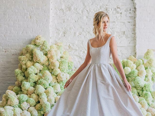 Vestidos de novia Carol Hannah 2020: diseños chic y muy femeninos