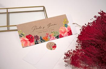 Cotton Bird: ¡descubrid lo más nuevo en invitaciones de boda 2020!