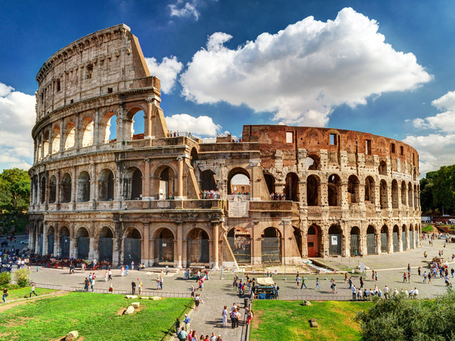 Luna de miel en Roma: ¡bienvenidos a la Ciudad Eterna!