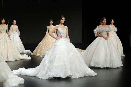 The Atelier 2021: volúmenes de novia para princesas de cuento