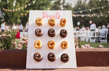 Haced vuestra propia tabla de donuts y... ¡endulzad el día B!