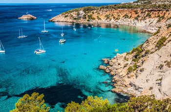 Los planes más románticos para vuestra luna de miel en Ibiza