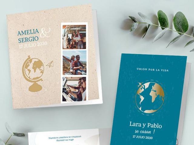Magic Foto: 5 temáticas para la papelería de boda en 2020