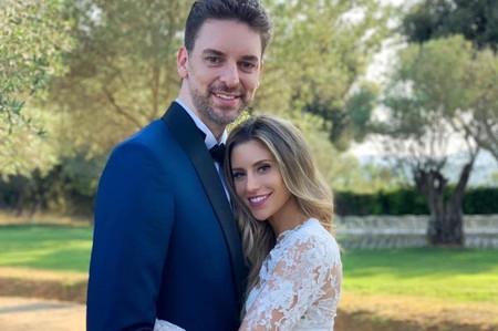 Nueva boda de Pau Gasol en Girona