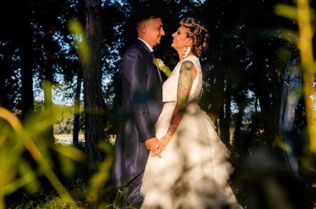 La mágica boda de Mónica y Zeus... tras el coronavirus