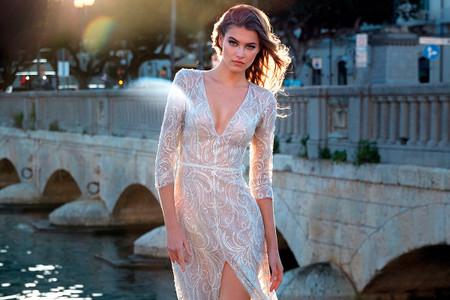 Vestidos de novia Nicole Couture 2021: sensualidad y encanto