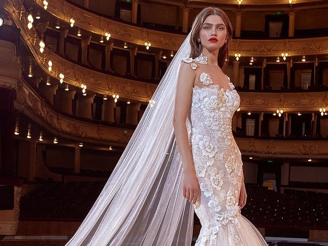 Vestidos de novia Galia Lahav 2020: ¡puro romanticismo!