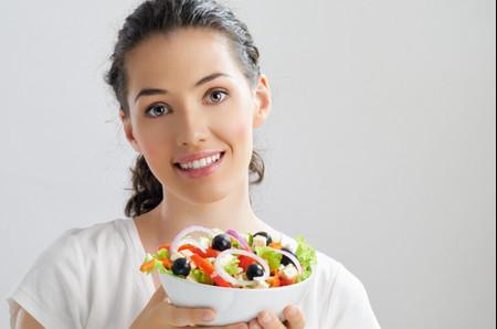 Aprendiendo a comer bien. ¿Llegarás en forma al altar?