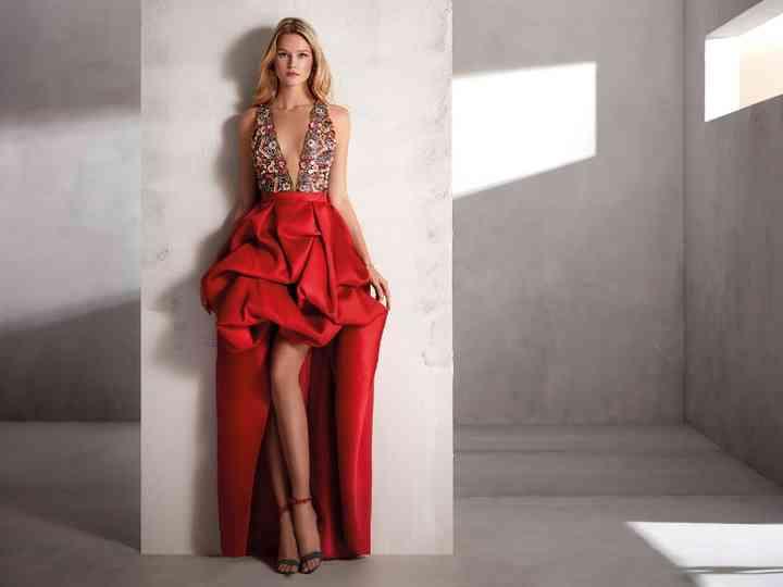 tiendas populares selección especial de completamente elegante Colores para tus vestidos de fiesta primavera-verano 2019