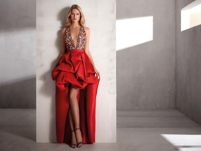 5f45ceb55 Colores para tus vestidos de fiesta primavera-verano 2019