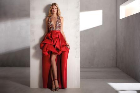 Colores para tus vestidos de fiesta primavera-verano 2019