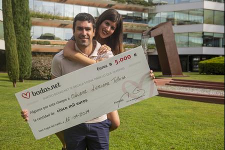¿Queréis ganar los 5000 euros del sorteo de Bodas.net?