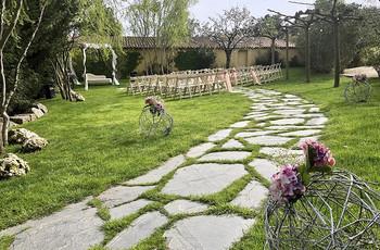 ¡Disfrutad de vuestra boda en plena naturaleza!