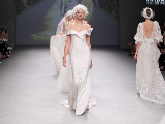 Vestidos de novia Flora 2020