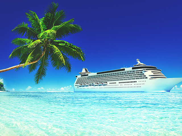 De crucero por el Caribe en la luna de miel