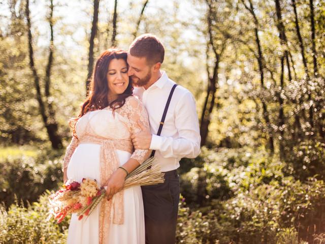 6 consejos útiles para novias embarazadas