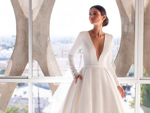 100 vestidos de novia de corte princesa para tu boda. ¿Lista para volverte a enamorar?