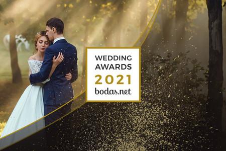 Ya tenemos a los ganadores de los Wedding Awards 2021 de Bodas.net. ¿A qué esperáis para descubrirlos?