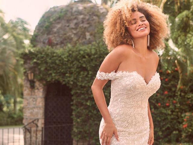 Vestidos de novia Maggie Sottero 2021: el poder de la seducción