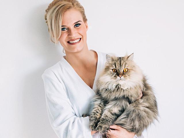9 maneras de incluir a vuestro gato el día B