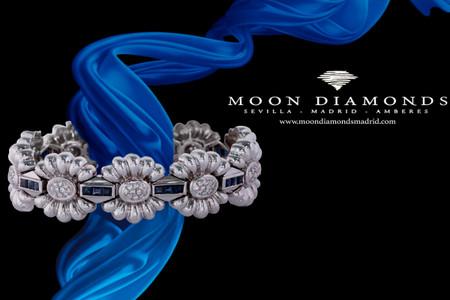 Moon Diamonds, anillos y sortijas con diamantes de primera calidad